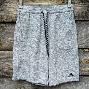 NWOT Adidas Pique Short Medium Gray